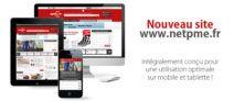 Nouveau site NetPME