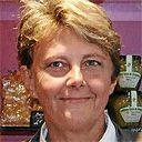 Nathalie Lalonde, gérante de la pâtisserie-chocolaterie éponyme, à Nancy (54)