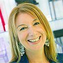 Catherine Colin, dirigeante de Made in design, à Echirolles, dans l'Isère