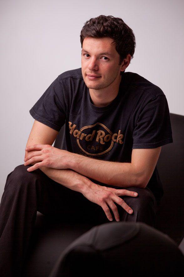 Ludovic Michetti, fondateur d'UNC Pro