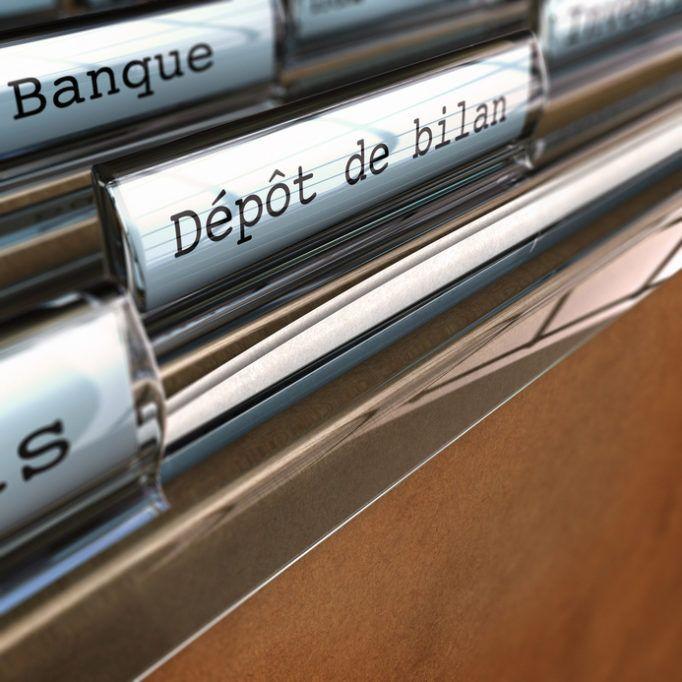 Défaillances des entreprises: plus de victimes chez les TPE