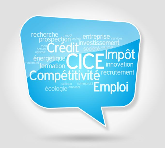 CICE - premier bilan sur le crédit d'impôt pour la compétitivité et l'emploi