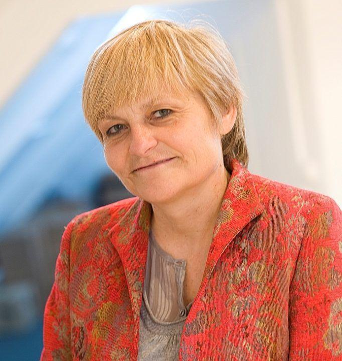 Anne Chatauret, déléguée générale d'Initiative France