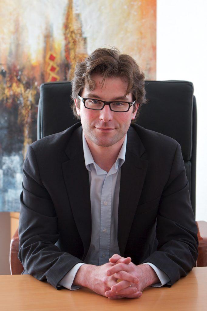 Anthony Arrivé, expert-comptable et commissaire aux comptes