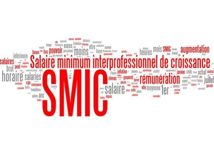 Augmentation du Smic au 1er janvier 2014