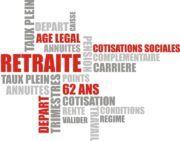 Les principales mesures de la réforme des retraites