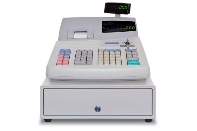 Caisse enregistreuse mais comptabilité papier