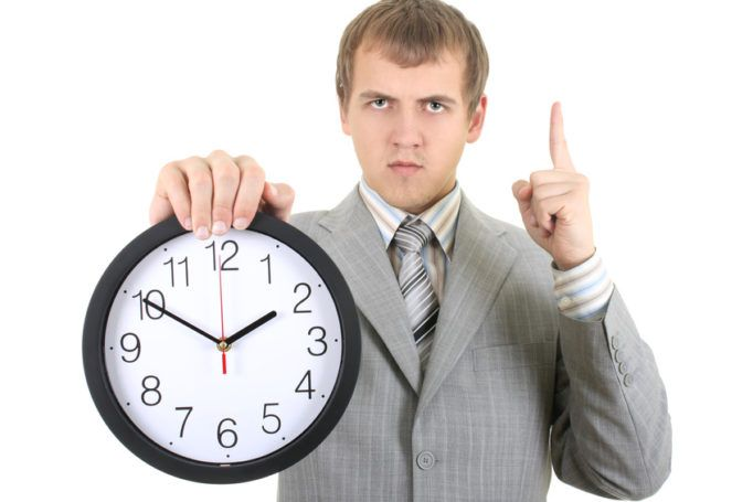 Décompte des heures supplémentaires