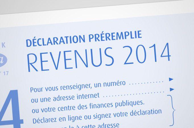 Impot Sur Le Revenu Les Nouveautes De La Declaration 2015