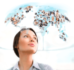 Les cadres sont de plus en plus présents sur les réseaux sociaux professionnels