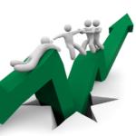Création d'entreprises et dépôts de bilan au 1er semestre 2004