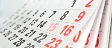 Le délai moyen des règlements clients