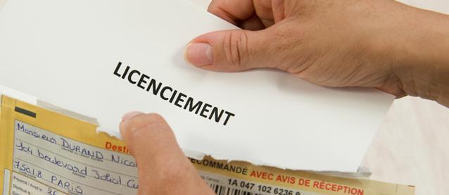 Licenciement et droit de retrait