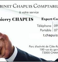 Photo de Monsieur CHAPUIS Thierry