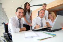 Personnes en situation de handicap : la loi Travail permet aux PME de plus de 20 salariés d'être accompagnées par un conseiller