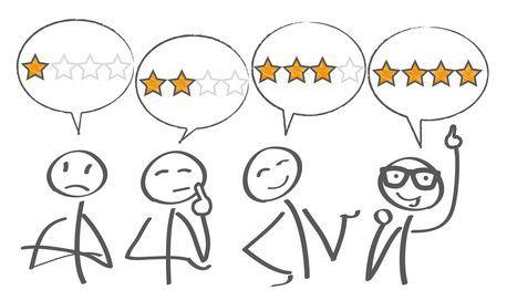 E-réputation des entreprises : quel est l'impact des avis sur internet ?