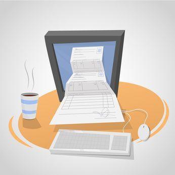 Factures dématérialisées : les PME l'adoptent même sans obligation