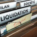 Liquidation d'une SAS