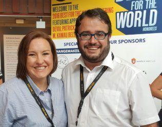 Élizabeth et Nicolas Soubelet : « entreprendre en couple permet d'avoir confiance à 120% en son associé »