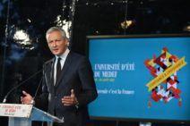 PME : Bruno Le Maire dévoile les premières mesures du budget 2018
