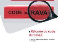 Ordonnances Macron : synthèse de la réforme du code du travail