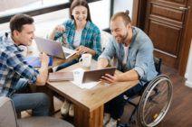 Un concours pour les entrepreneurs handicapés