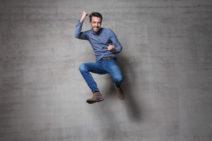 Entrepreneurs : « L'instinct du rebond est bon pour la santé »