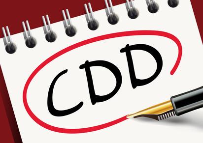 CDD à terme précis dans l'attente d'un nouveau collaborateur recruté en CDI