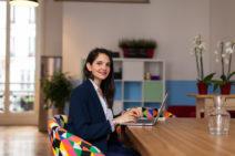 Camille Rumani, Eat With : « 12 nationalités travaillent au sein de notre équipe »