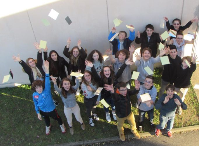 Des élèves de 3ème à la tête d'une mini entreprise :  « un moyen de stimuler l'intérêt des jeunes »