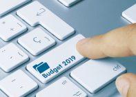 Une première approche du projet de loi de finances 2019