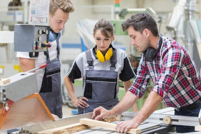 Apprentissage : Les conditions pour devenir maître sont simplifiées