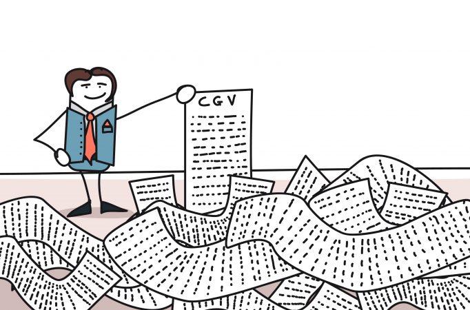 Le défaut de communication des CGV entraine de nouvelles sanctions administratives